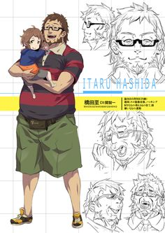 "Steins Gate Characters after 10 Years - Itaru ""Daru"" Hashida"