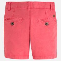 Pantalón corto chino de niño Lichi