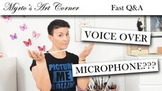 Hello everyone! You can now record voice overs with a microphone that you probably already have at home and doesn't cost anything! Video Full, Art Corner, Hello Everyone, The Voice, Videos, Youtube, Youtubers, Youtube Movies