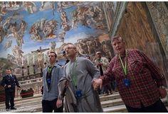 """""""Ésta es su casa"""", el Papa a las personas sin hogar que visitaron los Museos Vaticanos"""