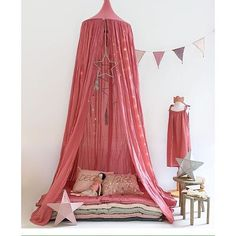 Home Sweet Play Home Canopy (Pink Ombre) | Canopy Playhouses and Playrooms  sc 1 st  Pinterest & Home Sweet Play Home Canopy (Pink Ombre) | Canopy Playhouses and ...
