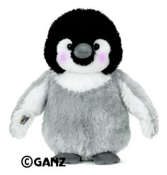 baby penguin webkinz