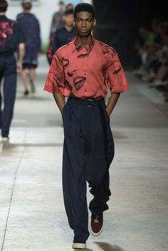 Dries Van Noten Spring 2016 Menswear - Collection - Gallery - Style.com