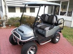235 Best Golf Cart Ideas Images Custom Golf Carts Rolling Carts