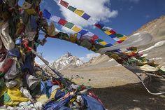 Prayer flag - Ladakh - India - Sylvain Brajeul ©