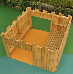 Mini Fort | Imaginative Play | Playground Equipment