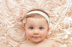 Love the rosette material Cute Baby Pictures, Baby Photos, 3rd Baby, Baby Love, Children Photography, Newborn Photography, Photography Ideas, Sailor Baby, Baby Olivia
