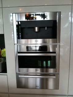 Florida Trade Partner Kitchen With Miele Liances We Will Be Using The Coffe Maker