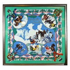 1stdibs - French Silk Hermes Scarf explore items from 1,700  global dealers at 1stdibs.com