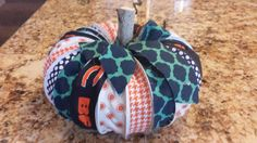 Check out this item in my Etsy shop https://www.etsy.com/listing/203669421/chicago-bears-pumpkins