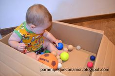 Sensory activities for kids Baby Sensory Play, Sensory Activities, Baby Play, Infant Activities, Baby Toys, Baby Learning Games, Baby Games, Learning Activities, Activities For Kids