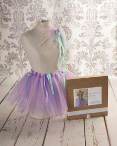 Children's Make your Tutu and Ribbon Wand Kit por WithloveTutus, £17.00