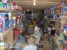 Copyright Your Family Ark LLC Basement Window Well, Basement Windows, Basement Bathroom, Making Concrete Countertops, Concrete Floors, Root Cellar, Pie Safe, Storage Room, Ark