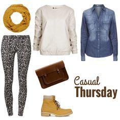 Casual Thursday!