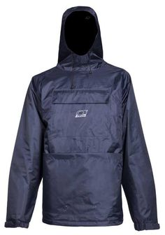 Baleno Harris Salt Water Smock PVC coating with a 100 80g polyester quilted lining Thermal Lining Waterproof Windproof Taped Seams 80g of quilted