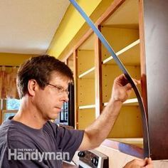 Tired of your kitchen cabinets? Instead of replacing them, consider cabinet refacing. It's DIY-friendly, and you can save thousands of dollars.