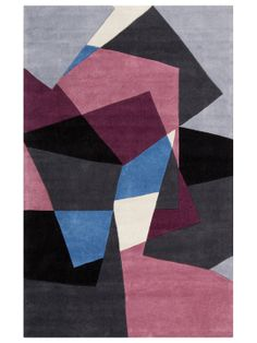 Cosmopolitan Hand-Tufted Rug by Surya at Gilt