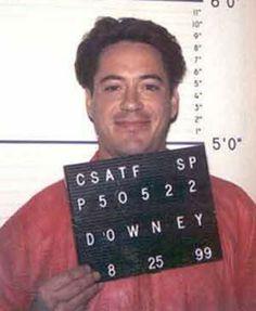 Robert Downey.