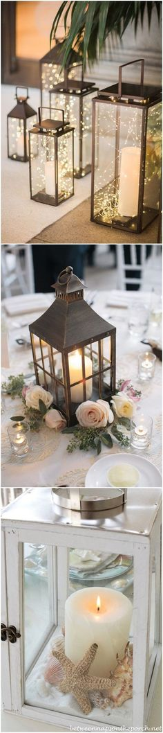 Rustic Weddings » 20 Intriguing Rustic Wedding Lantern Ideas You Will Heart! »   ❤️ See more:  http://www.weddinginclude.com/2017/04/intriguing-rustic-wedding-lantern-ideas-you-will-heart/ #churchweddingcandlesdecor