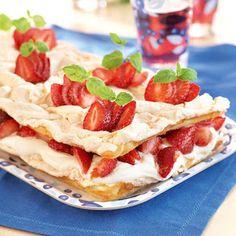 Viikinkiravintola Harald Viking Food, Finnish Recipes, Waffles, Sweets, Restaurant, Fruit, Breakfast, Ethnic Recipes, Desserts