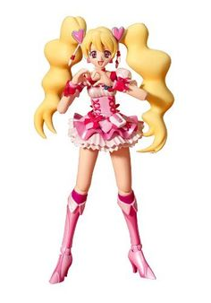 S.H.Figuarts Pretty Cure PreCure Cure Rosetta Figure Japan with Tracking BANDAI