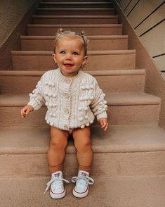 Cute Baby Names, Cute Little Baby, Cute Babies, Baby Girl Fashion, Kids Fashion, Cute Baby Girl Outfits, Stylish Baby Girls, Foto Baby, Cute Baby Pictures