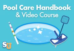 We cut out the confusion of pool maintenance in our illustrated ebook and video course. Save $100 right away on pool care! Above Ground Pool, In Ground Pools, Cloudy Pool Water, Small Inground Pool, Solar Pool Cover, Pool Chlorine, Pool Care, Pool Chemicals, Pool Maintenance