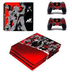 Obedient Naruto Anime Hatake Kakashi Might Guy Skin Sticker Decal Protector For Ps4 Modern Design Video Games & Consoles