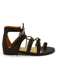 Cri De Coeur Mackenzie Strappy Sandals Add Alittle Boho Chic to Your Spring/Summer Outfit.