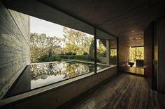 CASA ROMANY | Pacific Palisades, Los Angeles, CA  Arquitecto: Alberto Kalach  Desarrollo: Taller de Arquitectura X - 2004