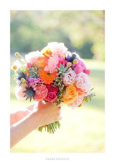 Another gorgeous bouquet idea.