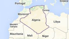 L- The language that most of the people speak in Algeria is Arabic