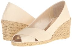 Best comfortable wedge sandals for summer | the Cecilia wedge by Ralph Lauren