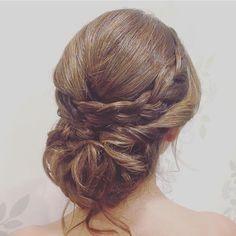 "Polubienia: 403, komentarze: 6 – Invitada Perfecta by Sandra (@invitada_perfecta) na Instagramie: ""#peinados de @beny_sanz que me parecen perfectos para #novias o #invitadas !  #recogido #castaño…"""