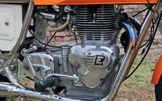Old Bike Australasia: Rickman Interceptor - British Brawn - Shannons Club