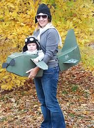 halloween costume for a daddy and son...my husband would love this