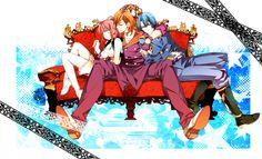 Uta no☆prince-sama♪, Hijirikawa Masato, Jinguji Ren, Nanami Haruka