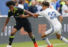 Welcome to sportmasta's Blog.: Milan interested in signing Cuadrado from Chelsea