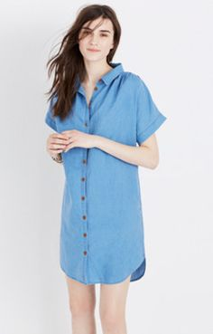 Women's Dresses : Casual & Party, Shift & Sweater Dresses   Madewell.com
