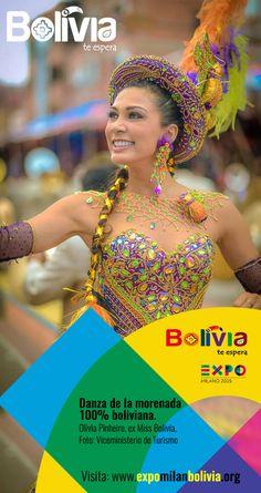 Danza de la morenada 100% boliviana