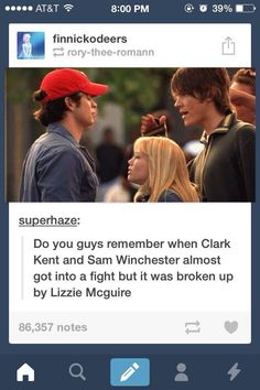 Best of Tumblr, Supernatural, Hilary Duff
