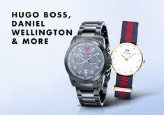 Hugo Boss, Daniel Wellington