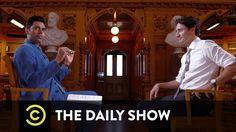 May2016.   The Daily Show - Prime Minister Justin Trudeau Welcomes Syrian Refugees to Canada. Hasan Minhaj speaks with Canadian Prime Minister Justin Trudeau about opening his country's doors to Syrian refugees amid American fears of terrorism. Watch ...