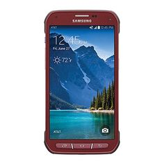 Dustproof and water-resistant, the #Galaxy S 5 #Active has a rugged design that's engineered for outdoor activities.