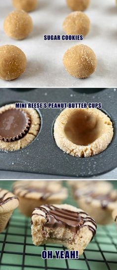 Reese's Peanut Butter Cookie Bites