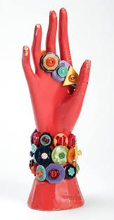 Image result for button jewellery ideas