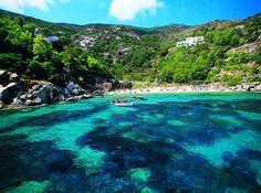 Giglio Island, Italy