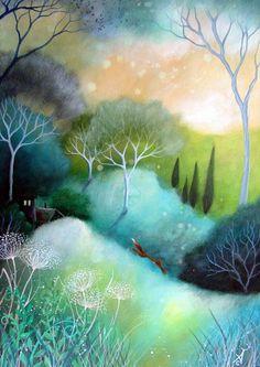 by Amanda Jane Clark.