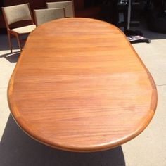 The mid century table I have been looking for...