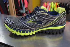 First Look at New Running Shoes for 2013 | Runners World - Brooks Ghost 6